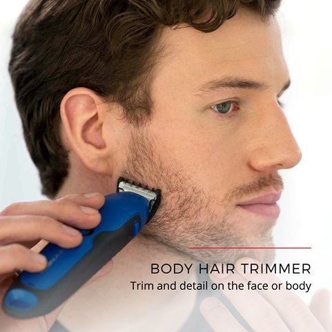 PR1285APGHOL Body Hair Trimmer