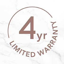 4 year limited warranty ci9625cl