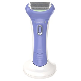 remington smooth glide rechargeable shaver side angle wdf5030