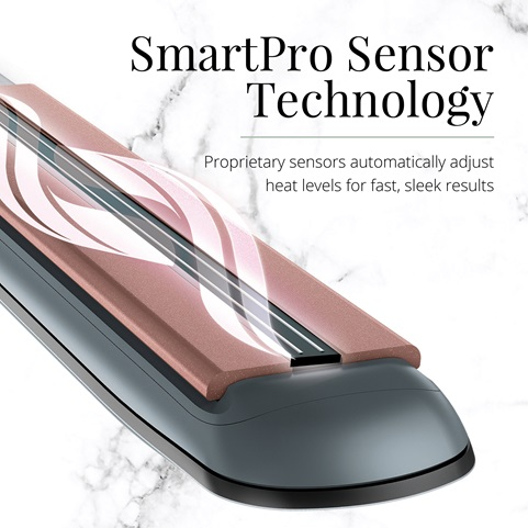 S8599 SmartPro Straightener with SmartPro Sensor Technology
