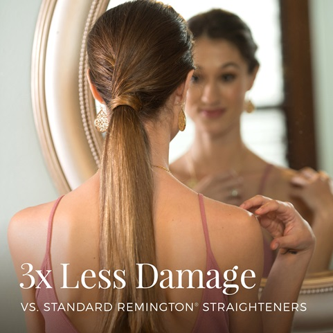 S8599 SmartPro Straightener - 3X Less Damage