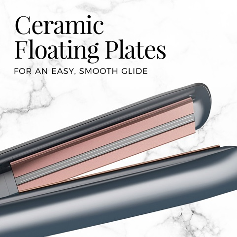 S8599 SmartPro Straightener Ceramic Floating Plates