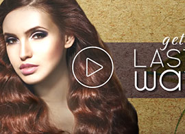 Wet 2 Waves Hair Waver Video Thumbnail