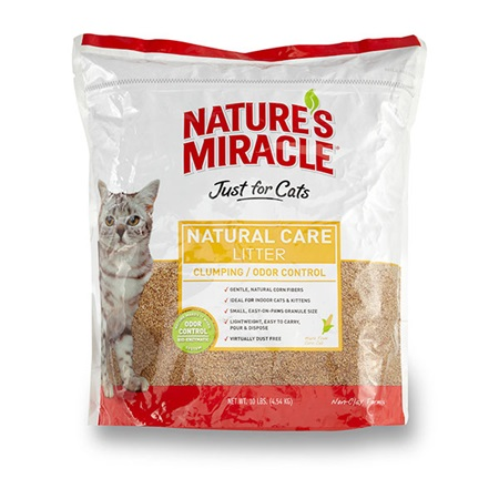 Natural Care Cat Litter Amp Nature S Miracle