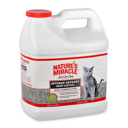 Cat Litter Ammonia