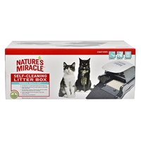 Advanced High Sided Corner Litter Box Nature S Miracle