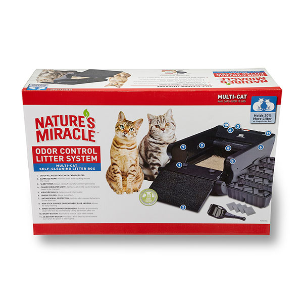 multicat litter box