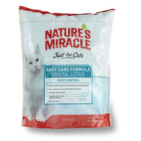 Easy Care Crystal Cat Litter Amp Nature S Miracle
