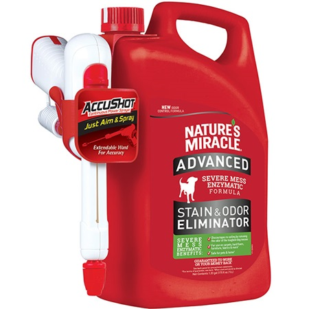Nature S Miracle Advanced Stain And Odor Eliminator