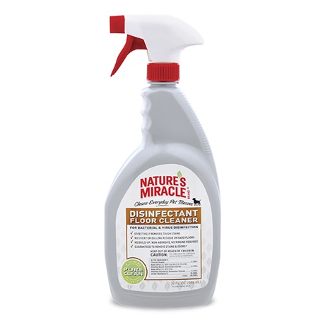 Disinfectant Floor Cleaner Amp Nature S Miracle