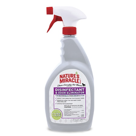Disinfectant And Odor Eliminator For Dogs Amp Nature S Miracle