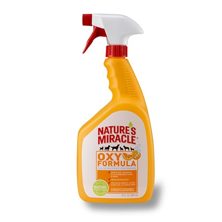 Oxy Formula Stain And Odor Remover For Dogs Amp Nature S Miracle