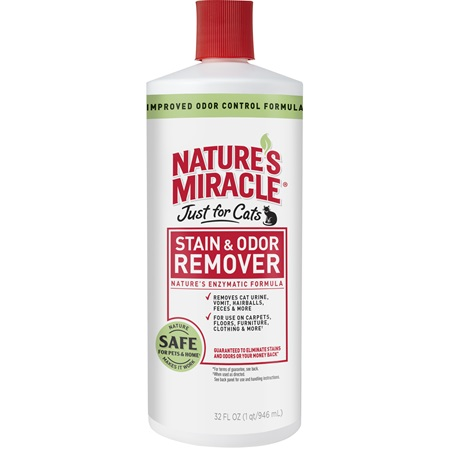 Original Stain And Odor Remover For Cats Amp Nature S Miracle