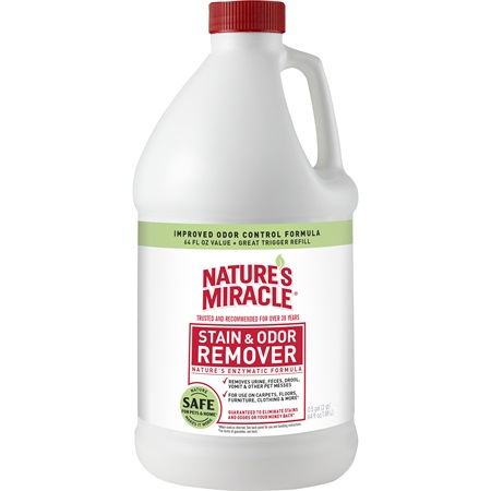 Original Dog Stain And Odor Remover Amp Nature S Miracle