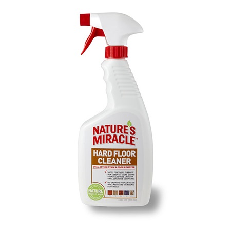 Hard Floor Stain And Odor Remover Amp Nature S Miracle