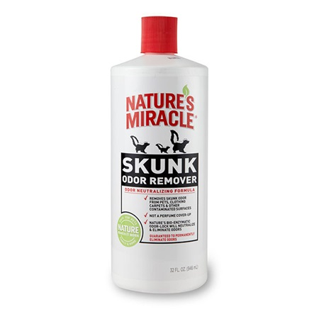 Nature S Miracle Skunk Odor Remover