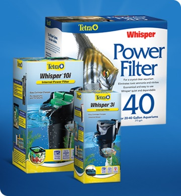 Tetra Filtration Products