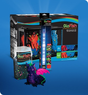 Tetra Glofish Products