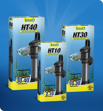 Tetra Heater Products