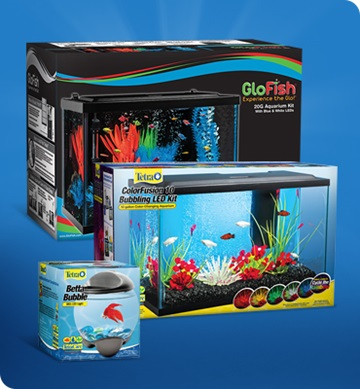 Tetra Aquarium Kit Products