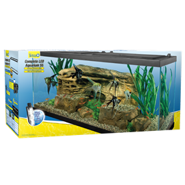 tetra waterfall globe aquarium instructions