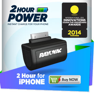 2 Hour Power; 2 Hour for iPHONE