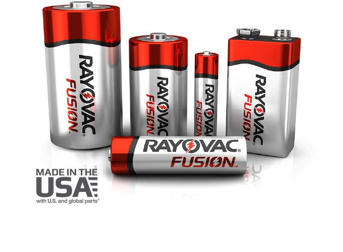 Fusion Family of Batteries