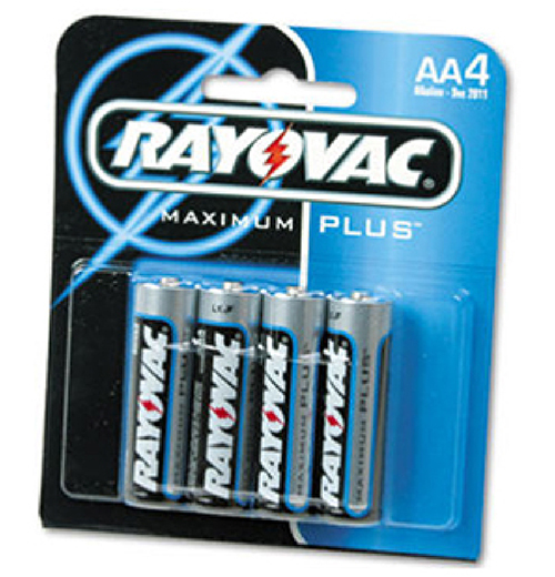 Rayovac Intertwined with American History 1995