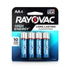 815-4K AA 4-Pack HIGH ENERGY™ Alkaline Batteries