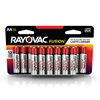 RAYOVAC® Fusion alkaline batteries AA 16 Pack