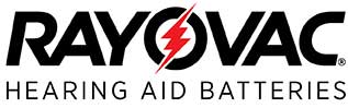rayovac hearing aid batteries logo