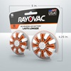 rayovac hearing aid batteries size 13 16 pack 5