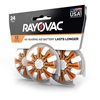 Rayovac Hearing Aid Batteries Size 13 24 Pack