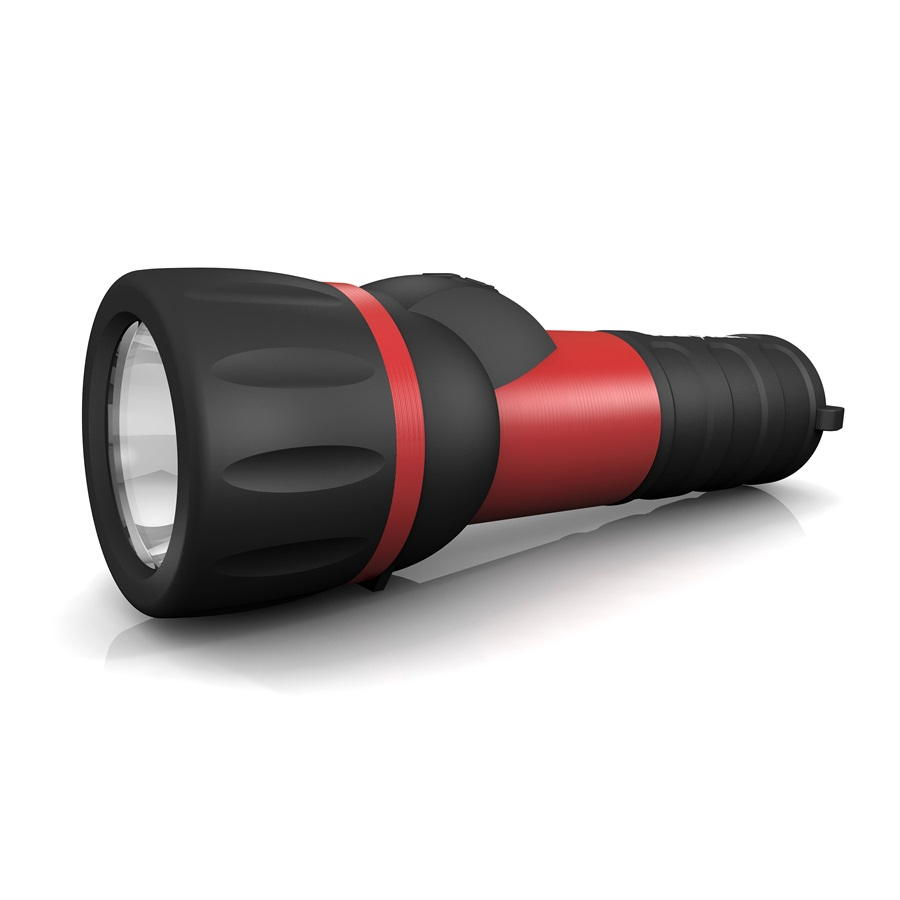 Brite Essentials™ 2D Krypton Flashlight