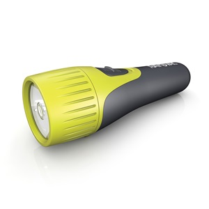 VBL1D-B Brite Essentials 1D LED Comfort Grip Flashlight