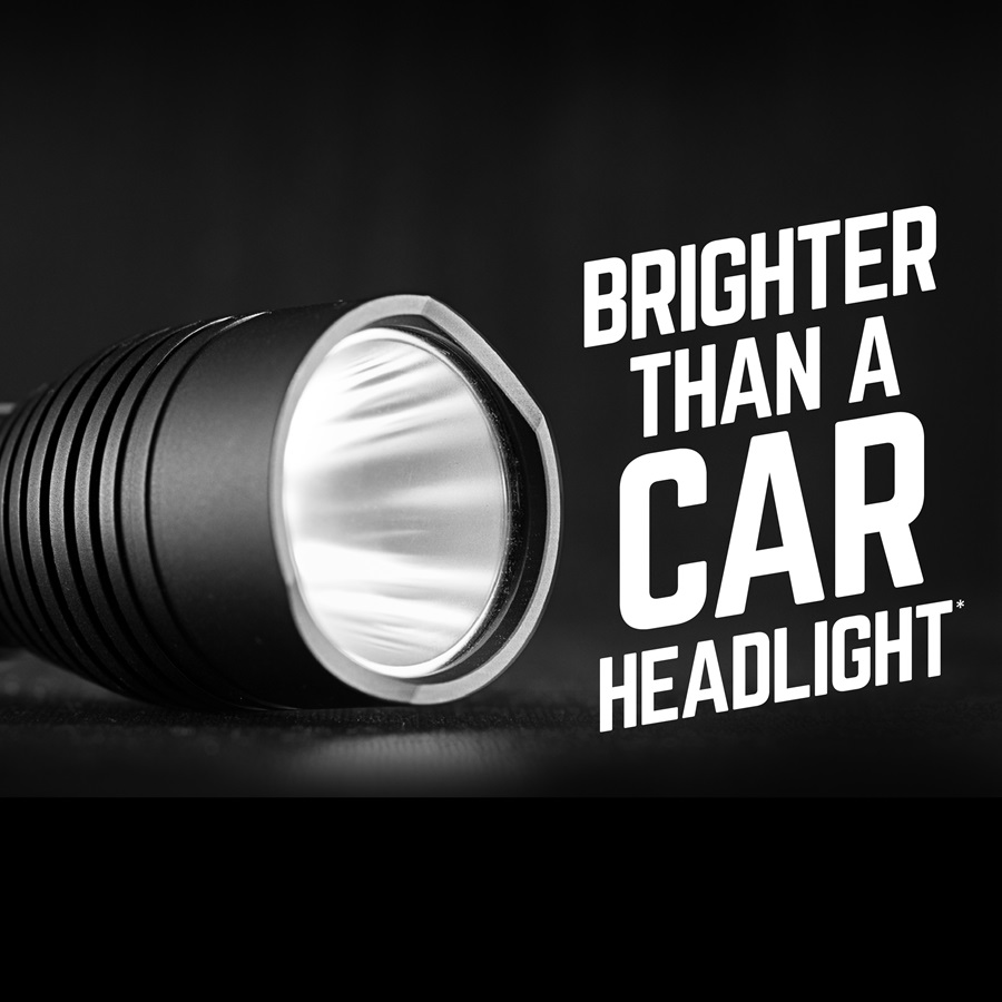 Brighter than a car headlight | RWP123A-B