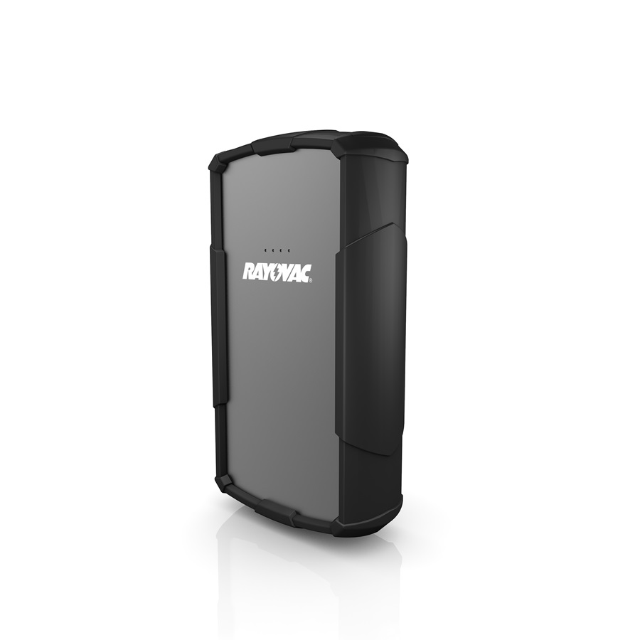 Rayovac Portable Power Weekender 6000 Phone Charger