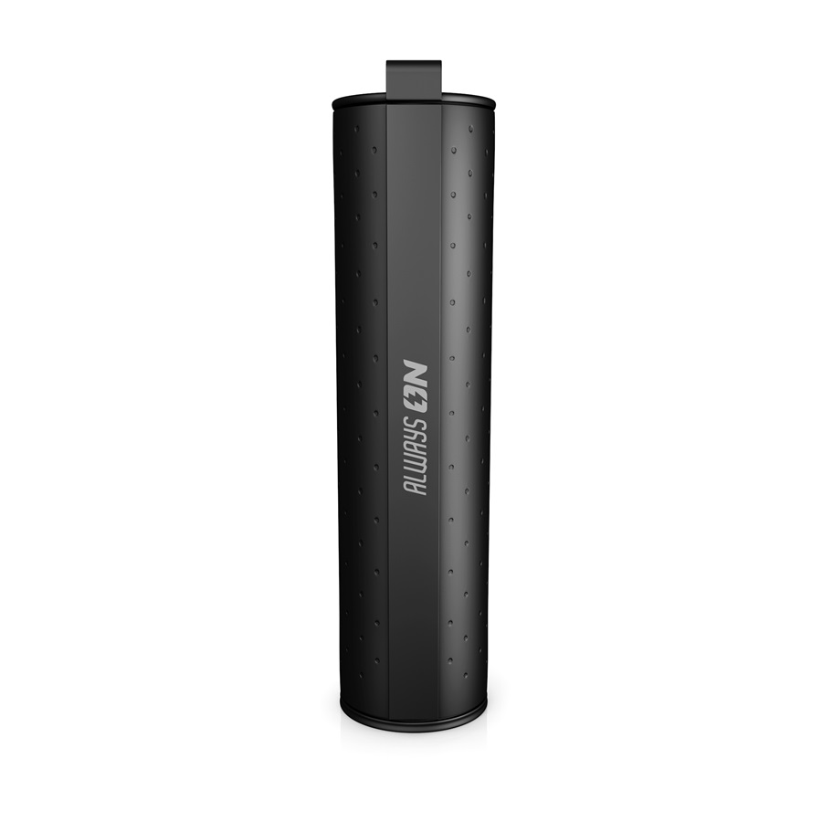 Rayovac Portable Power 1X Black Phone Charger