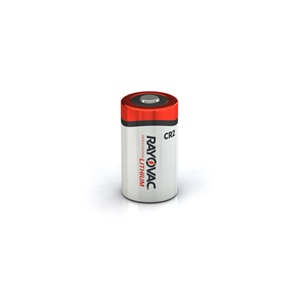RAYOVAC® professional photo lithium batteries cr2