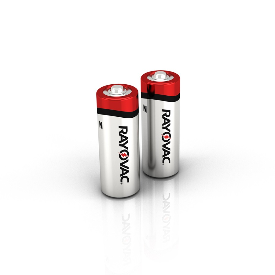 RAYOVAC® KE810 2 pack electronic batteries