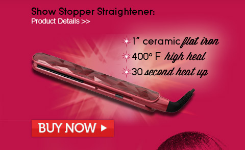 Show Stopper Flat Iron