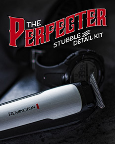 Beard Boss Perfecter Stubble And Detail Kit Remington