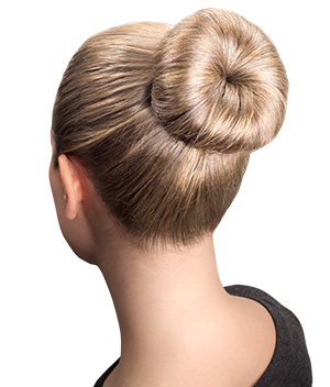 Image Gallery Perfect Bun