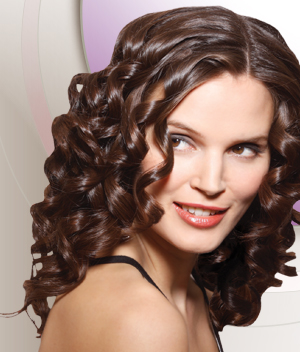 how to get tight curls with a curling iron