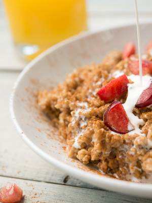 Brown Sugar Cinnamon Steel Cut Oats