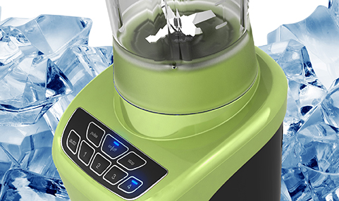 Black+Decker® xlblast drink machine party blender bl4000l lime