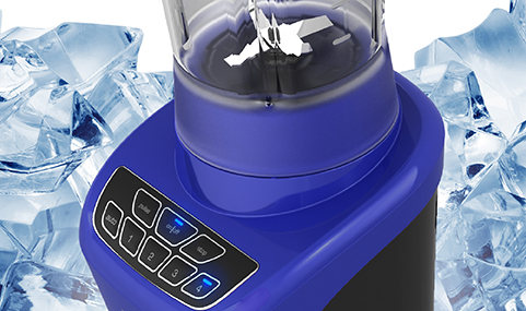 Black+Decker® xlblast drink machine party blender bl4000n blue