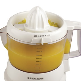 Citrus Juicer by Black and Decker CJ625