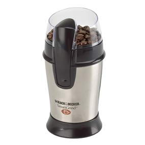 Coffee bean grinder grind your own coffee beans black and decker