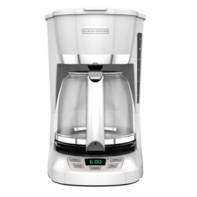 12 Cup Programmable Coffeemaker Black Decker
